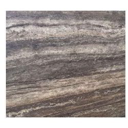 Dark Travertine Italian Marble