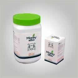 Migrey Capsule Migraine Relieves Medicine