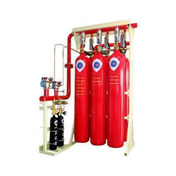 CO2 Automatic Fire Extinguishing System