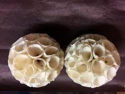 DAGNA Shola Crepe Balls, Size/Dimension: 4 To 10 Cm