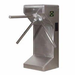 Mild Steel/Stainless Steel Single phase Automatic Turnstile Gates