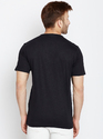 100% Cotton Men Short Sleeve Solid Round Neck T-Shirt