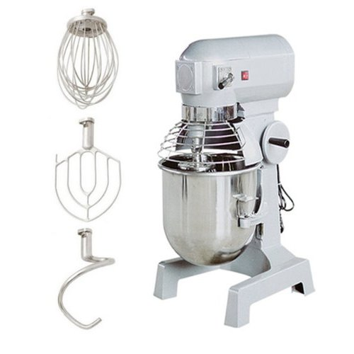 50 Hz Stainless Steel Planetary Mixer, 220 V, 1.5 Kw
