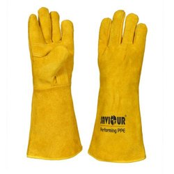 Metal Fabrication Welding Hand Gloves