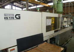 170 Ton Toshiba Used Injection Molding Machine