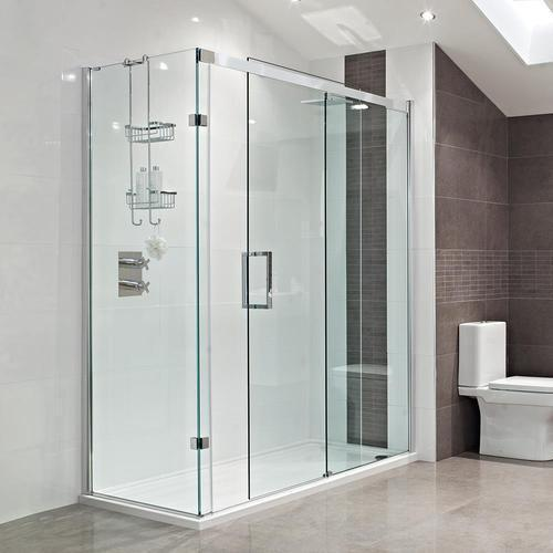Glass Bath Partitions