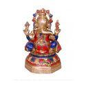 Lord Ganesha Brass Statue