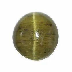 Brownish Honey Chrysoberyl Cats Eye Stone