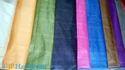 Dyed Tussah Silk Fabric