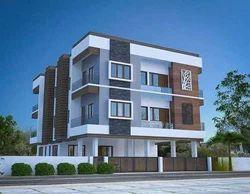 Apartment Building Construction