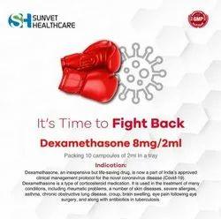 Dexamethasone 8mg per 2ml