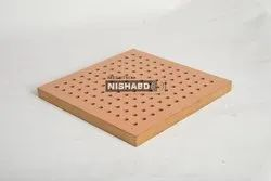 NISHABD WOODEN PERFORATED PANEL