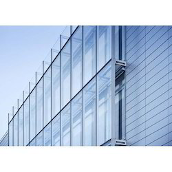 Curtain Wall Glazing Glass
