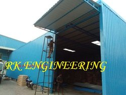 Industrial Steel Prefab Building