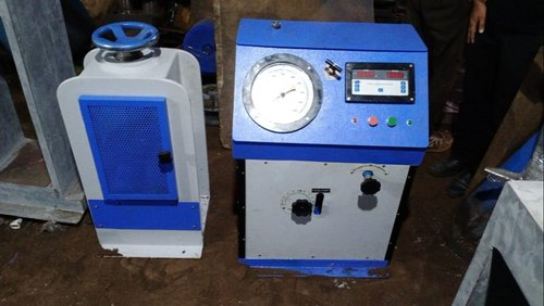 Channel Type Brick Testing Machine