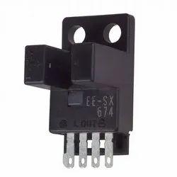 EE-SX674 Micro Slot Sensors