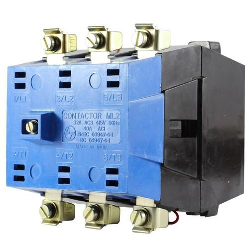 Auxiliary contact block to suit our ac contactors 2 pole and 4 pole available