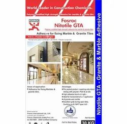 Fosroc Industrial Grade Nitolite GTA Granite And Marble Adhesive