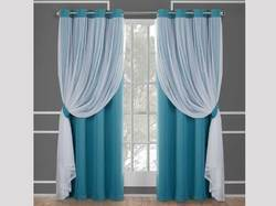 Woven Fabric Curtains