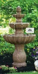 Garden Sandstone Fountain