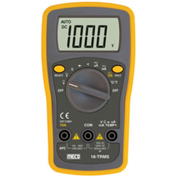 MECO Digital Multi Meters 18 TRMS