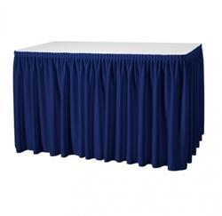 Polyester Banquet Table Frill