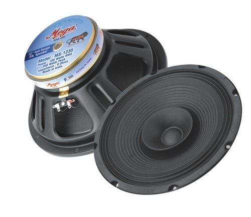 Ms 1235 P a  Speakers