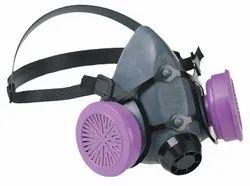North Honeywell Half Face Mask 550030M, Honeywell Reusable Mask N99, Acid Gas