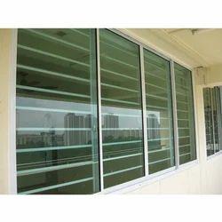 Large Aluminium Window Doors