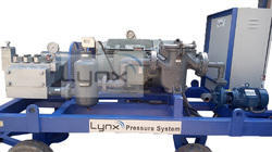 LYNX High Pressure Water Jetting Pumps