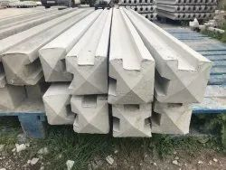 ISI Certification For Reinforced Concrete Fence Post