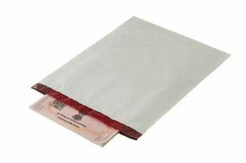 LDPE Tamper VOID Envelope, For Packaging