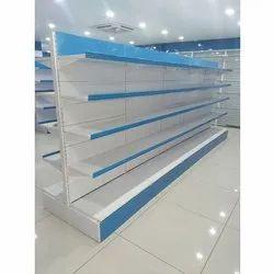 5 Shelves Grocery Display Rack