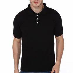 Plain Mens Polo T Shirt