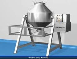 Automatic Double Cone Blender