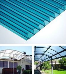 Polycarbonate Shade Structure