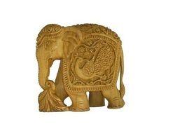 Designer Elephant Statue
