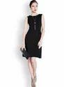 Black Park Avenue Woman Regular Fit Dress