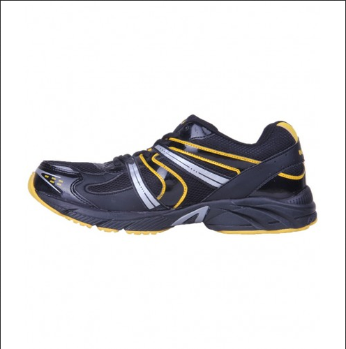 Nivia Black Arnold Running Shoes for