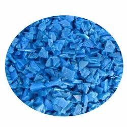 Blue Plastic Drum Scrap