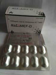 Mefenamic Acid And Drotaverine HCL Tablet