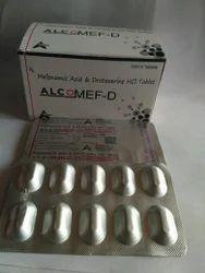 Mefenamic Acid And Drotaverine HCL Tablet