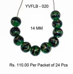 Lampwork Fancy Glass Beads - YVFLB-020