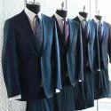 Formal School College Blazer Suit