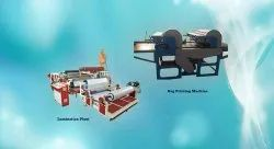 Bopp Lamination Fertilizer Bags machine