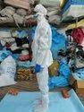 Laminated Non Woven  Unisex PPE Kits