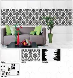 6062 (L, H, HA, HB) Hexa Ceramic Digital Wall Tiles