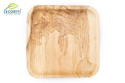 Ecoriti Biodegradable Eco Friendly Disposable Leaf Plate