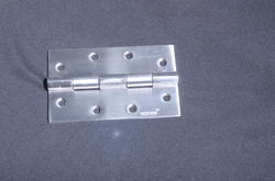 Washered Stainless Steel Butt Hinges