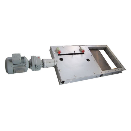 Mechanical Control Gates